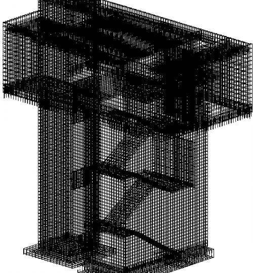 Estructura Caseta Santa Bárbara