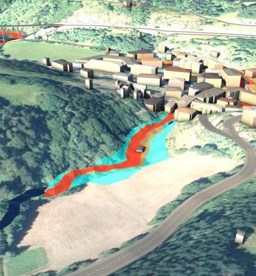 Estudio Inundabilidad Zeanuri
