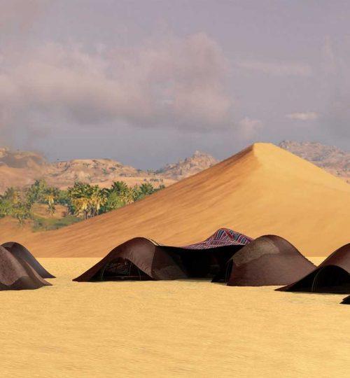 El espíritu del Sahara