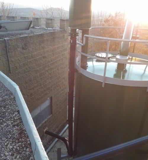 Filtración Depósito Gebara